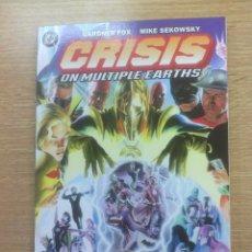 Cómics: CRISIS ON MULTIPLE EARTHS TPB #1. Lote 54989033