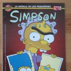 Cómics: COMIC LOS SIMPSONS 1998 NUMERO 35 . Lote 55148094