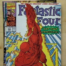 Cómics: US MARVEL: FANTASTIC FOUR #353. WALTER SIMONSON.. Lote 55392972