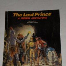 Cómics: THE LOST PRINCE – A DROID ADVENTURE - STAR WARS - 1985 - RANDOM HOUSE. Lote 55406171