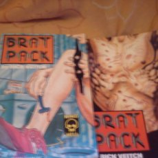 Comics : COMICS BRAT PACK NUMEROS 1 Y 3. Lote 55758016