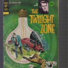 Cómics: THE TWILIGHT ZONE Nº 48 ( AÑO 1973 ). Lote 56405128