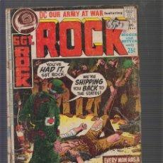 Cómics: OUR ARMY AT WAR Nº 235 SGT. ROCK ( AÑO 1971 ). Lote 56417998