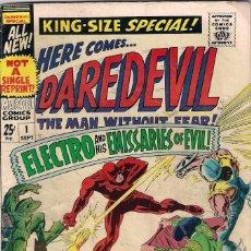 Cómics: DAREDEVIL. KING SIZE SPECIAL #1 . Lote 56475381