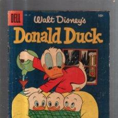 Cómics: WALT DISNEY. DONALD DUCK. Nº 44. DELL. Lote 56496436