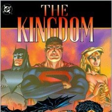 Cómics: THE KINGDOM TPB - MARK WAID ARIEL OLIVETTI ORDWAY PAJARILLO QUITELY KITSON ZECK - EN INGLÉS. Lote 56975162