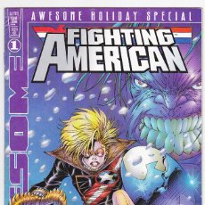 Cómics: AWESOME HOLIDAY SPECIAL - ALAN MOORE. Lote 57148175