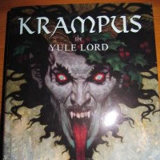 Cómics: KRAMPUS - THE YULE LORD - BROM. Lote 57191832