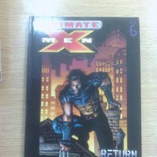 Cómics: ULTIMATE X-MEN TPB #6 RETURN OF THE KING. Lote 57192884