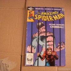 Cómics: THE AMAZING SPIDER-MAN Nº 219, MARVEL COMICS GROUP, ORIGINAL USA. Lote 57409182