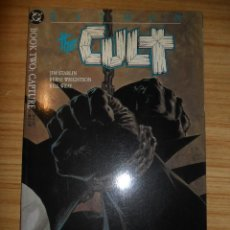 Cómics: BATMAN THE CULT Nº 2 DE 4 (JIM STARLIN - BERNI WRIGHTSON) EDICIÓN ORIGINAL USA, 1988 . Lote 57672167