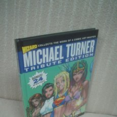 Cómics: MICHAEL TURNER TRIBUTE EDITION - WIZARD SPECIAL . Lote 58068055
