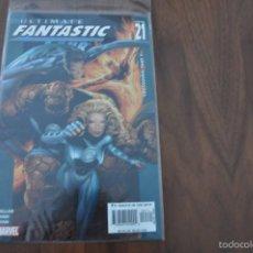 Comics - ultimate fantastic four nº21 - 58091851