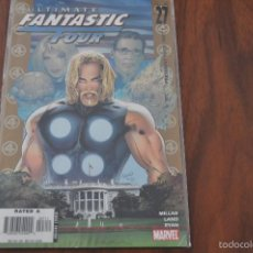 Comics - ultimate fantastic four nº27-29 - 58092000