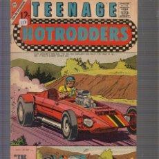 Cómics: TEENAGE HOTRODDERS VOL. 1 Nº 24 -EDICION EN INGLES AÑO 1967. Lote 58116223