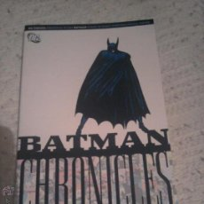 Cómics: BATMAN CHRONICLES NºS 1, 6 Y 11. Lote 58286533