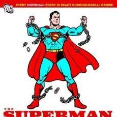 Cómics: SUPERMAN CHRONICLES Nº 6 Y 9 SIN LEER. Lote 58286545