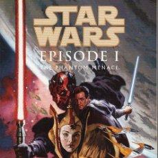 Cómics: STAR WARS EPISODE I - THE PHANTOM MENACE TPB (DARK HORSE,1999) - 1ST PRINTING. Lote 58404924