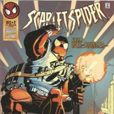 Cómics: SCARLET SPIDER VOL.1 # 2 (MARVEL,1995) - SPIDERMAN - JOHN ROMITA JR. Lote 58481742