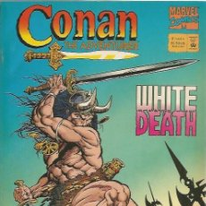 Fumetti: CONAN CLASSIC VOL.1 # 2 (MARVEL,1994) - MISPRINT - ADVENTURER COVER - BARRY WINDSOR-SMITH. Lote 141272842