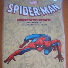 Cómics: SPIDER-MAN NEWSPAPER STRIPS HC #2 (MARVEL, 2011). Lote 58552742