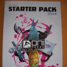 Cómics: ONI STARTER PACK 2016. Lote 58552779