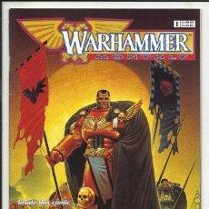 Cómics: WARHAMMER Nº 1, COMIC USA EDITADO EN 1998, EN MUY BUEN ESTADO.. Lote 58591802