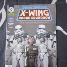 Cómics: STAR WARS: X - WING ROGUE SQUADRON: THE WARRIOR PRINCESS # 3. DARK HORSE (U.S.A). Lote 58638483