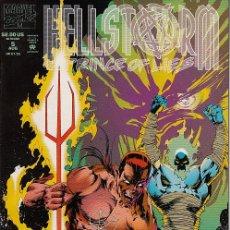 Cómics: HELLSTORM: PRINCE OF LIES VOL.1 # 5 (MARVEL,1993) - RAFAEL NIEVES - MICHAEL BAIR. Lote 59125395