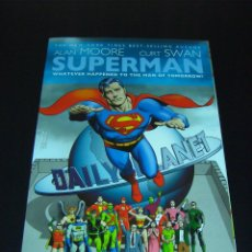 Cómics: SUPERMAN - WHATEVER HAPPENED TO THE MAN OF TOMORROW - TPB - ALAN MOORE. Lote 68946991