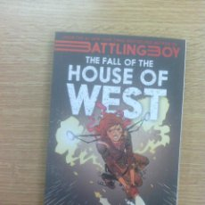 Cómics: BATTLING BOY THE FALL OF THE HOUSE OF WEST. Lote 59923435