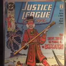 Cómics: JUSTICE LEAGUE EUROPE #20 / USA ORIGINAL INGLÉS. Lote 60268731