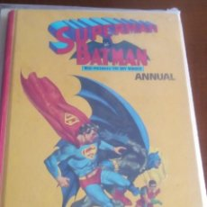 Cómics: SUPERMAN BATMAN ANNUAL 1975 USA. Lote 60414243