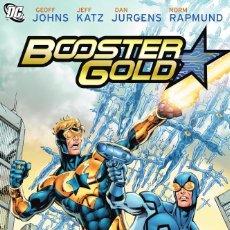 Cómics: BOOSTER GOLD HC VOL 02 BLUE AND GOLD (INGLÉS) TAPA DURA. Lote 60885459