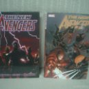 Cómics: THE NEW AVENGERS (BENDIS-FINCH) VOLS. 1-2 (HARDCOVER). Lote 43472162