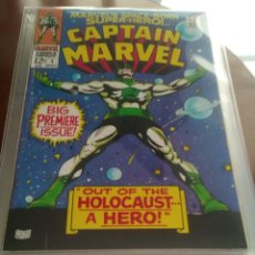 Cómics: CAPITAN MARVEL N-1 AL 62 COMPLETA USA. Lote 61568488