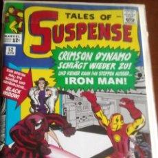 Cómics: TALES OF SUSPENSE N-52 EN ALEMAN AÑO 1999. Lote 61634292