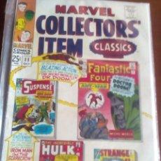 Cómics: MARVEL COLLECTORS ITEM CLASSIC N-11 USA AÑO 1967. Lote 61635808