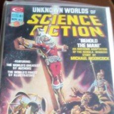 Cómics: SCIENCE FICTION N-6 USA INEDITO EN ESPAÑA L4P5. Lote 62286704