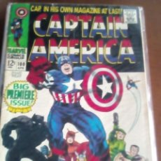 Cómics: CAPTAIN AMERICA N-100 AL 118+12 TOTAL 31 COMICS USA LEER DESCRIPCCION L4P5. Lote 62296288