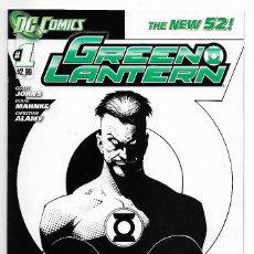 Cómics: GREEN LANTERN 1 VARIANT COVER. Lote 62355348