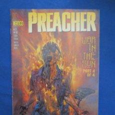 Cómics: PREACHER N.º 37 U.S.A - WAR IN THE SUN 4 OF 4 - EN INGLES. Lote 62607460