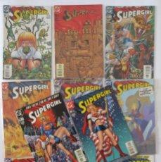 Cómics: SUPERGIRL 42 AL 80 INGLES. Lote 62626640