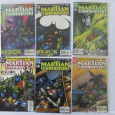 Cómics: JLA MARTIAN MANHUNTER INGLES. Lote 62631956