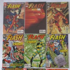 Cómics: THE FLASH COMPLETA INGLES. Lote 62691196