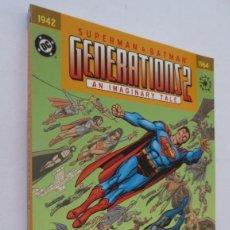 Cómics: SUPERMAN BATMAN GENERATIONS 2 . Lote 62700056