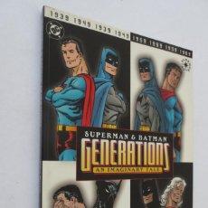 Cómics: SUPERMAN BATMAN GENERATIONS . Lote 62770080