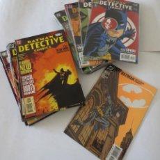 Cómics: BATMAN DETECTIVE COMICS. Lote 62896448