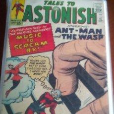 Cómics: TALES TO ASTONISH N 47 USA AÑO 1963 L4P5 LEER DESCRIPCION. Lote 63002556