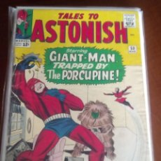 Cómics: TALES TO ASTONISH N 53 USA AÑO 1964 L4P5. Lote 63004480